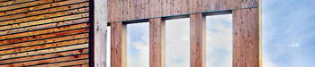 Holz in der Architektur
