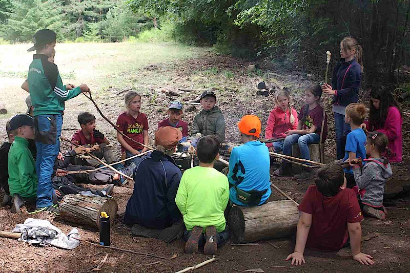 Junior Ranger Camp 2019